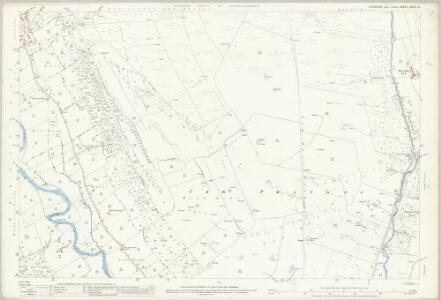 Yorkshire XCVIII.16 (includes: Kettlewell With Starbotton) - 25 Inch Map