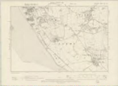 Cheshire XII.SE - OS Six-Inch Map