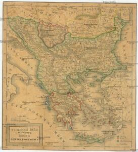 Turecká říše w Ewropé, Řecko, Jonické ostrowy