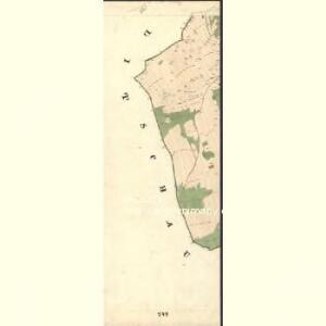 Ottenschlag - c1152-1-007 - Kaiserpflichtexemplar der Landkarten des stabilen Katasters