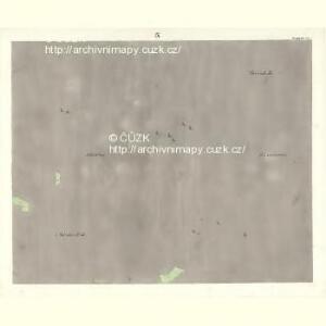 Dreyhacken - c8080-1-009 - Kaiserpflichtexemplar der Landkarten des stabilen Katasters