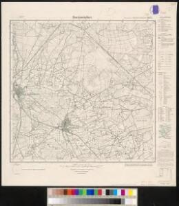 Meßtischblatt 2075 : Burgsteinfurt, 1936