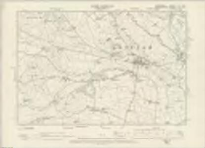 Derbyshire XXVII.NW - OS Six-Inch Map
