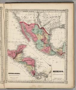 Mexico.  Central America.