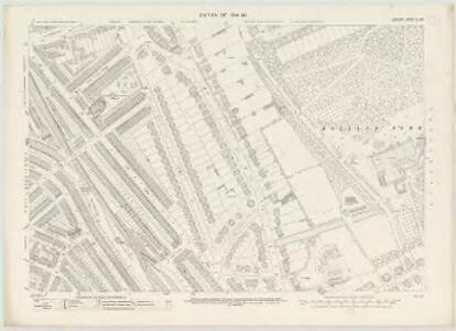 London VI.87 - OS London Town Plan