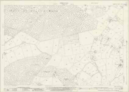 Hampshire and Isle of Wight LXVII.16 (includes: Denmead; Southwick and Widley) - 25 Inch Map