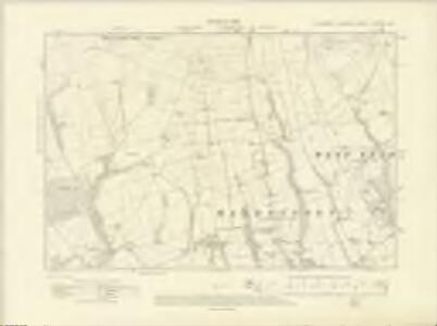 Yorkshire CLXXXII.NW - OS Six-Inch Map