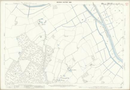 Kent LXXIX.15 (includes: Beckley; Wittersham) - 25 Inch Map