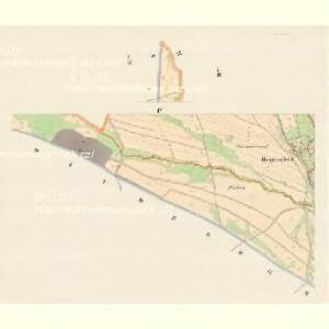 Friesedorf (Března) - m0664-2-004 - Kaiserpflichtexemplar der Landkarten des stabilen Katasters