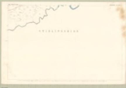 Perth and Clackmannan, Sheet CXXX.14 (Port of Moteith) - OS 25 Inch map