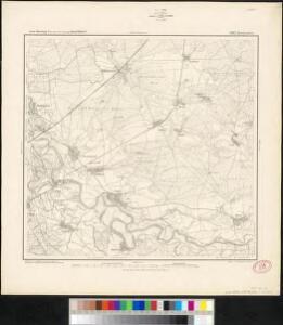 Meßtischblatt 2462 : Burgkemnitz, 1874