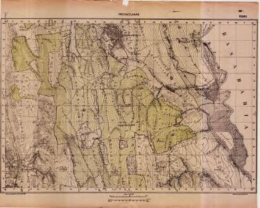 Lambert-Cholesky sheet 5261 (Rogojani)