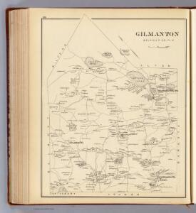 Gilmanton, Belknap Co., N.H.