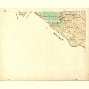 Wassersuppen - c5024-1-004 - Kaiserpflichtexemplar der Landkarten des stabilen Katasters