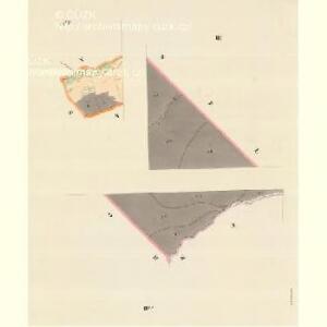 Karlsdorf - m1876-1-003 - Kaiserpflichtexemplar der Landkarten des stabilen Katasters