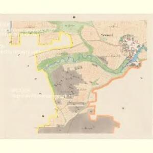 Newosed - c5303-1-003 - Kaiserpflichtexemplar der Landkarten des stabilen Katasters