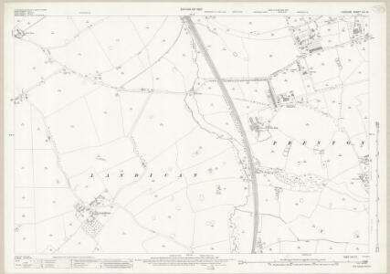 Cheshire XIII.10 (includes: Birkenhead St Mary; Storeton) - 25 Inch Map