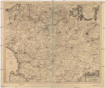 Geographica Artesiae comitatus tabula