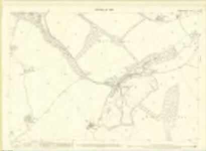 Edinburghshire, Sheet  014.15 - 25 Inch Map