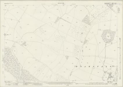 Oxfordshire XXVIII.11 (includes: Arncott; Boarstall; Horton Cum Studley; Piddington) - 25 Inch Map