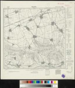 Meßtischblatt 2091 : Dingelbe, 1924