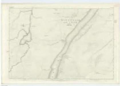 Inverness-shire (Mainland), Sheet CXLIV - OS 6 Inch map
