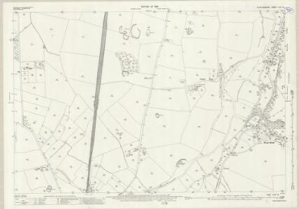 Staffordshire XLIV.15 (includes: Dunston; Penkridge; Teddesley Hay) - 25 Inch Map