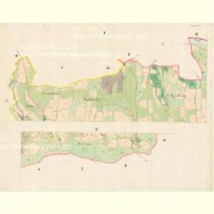 Witsche (Wiče) - m3395-1-001 - Kaiserpflichtexemplar der Landkarten des stabilen Katasters