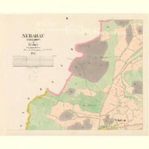 Nebahau (Nebahow) - c4971-1-002 - Kaiserpflichtexemplar der Landkarten des stabilen Katasters