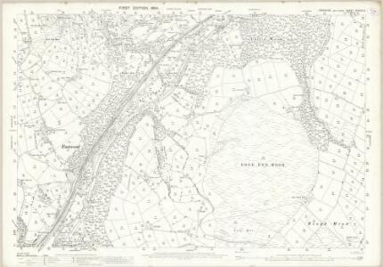 Yorkshire CCXXIX.8 (includes: Blackshaw; Erringden; Todmorden) - 25 Inch Map