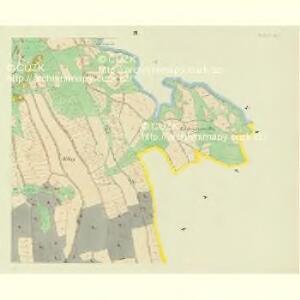 Ober Sandau - c2180-1-003 - Kaiserpflichtexemplar der Landkarten des stabilen Katasters