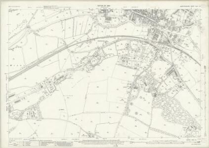 Hertfordshire XXIX.12 (includes: Great Amwell; Hertford; Ware Rural; Ware Urban) - 25 Inch Map