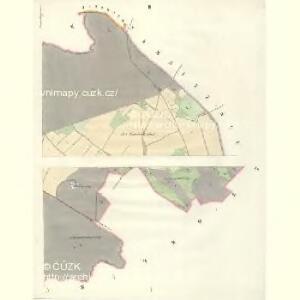 Freudenberg - c8507-2-001 - Kaiserpflichtexemplar der Landkarten des stabilen Katasters