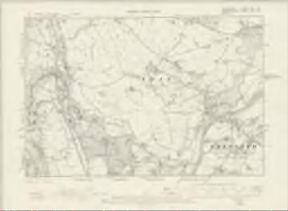 Flintshire XVII.SE - OS Six-Inch Map