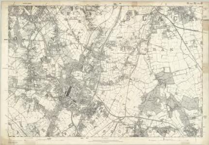 Kent VII - OS Six-Inch Map