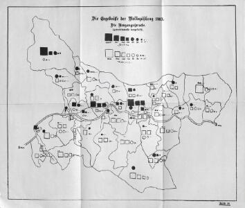 Die Ergebnisse der Volkszählung 1910. Die Umgangssprache