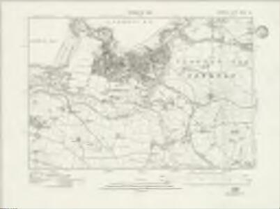 Cornwall XXXIX.NE - OS Six-Inch Map