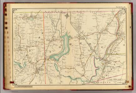 16 Atlas rural country district north of New York City.