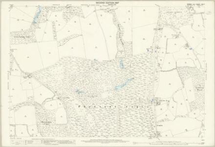 Sussex XXII.7 (includes: Lurgashall; North Chapel; Petworth; Tillington) - 25 Inch Map
