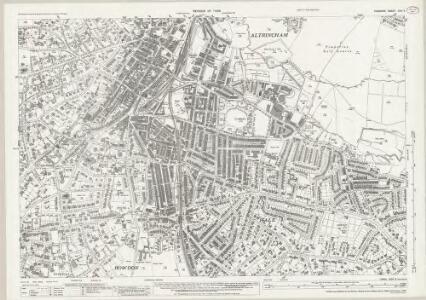 Cheshire XVIII.6 (includes: Altrincham; Bowdon; Hale) - 25 Inch Map