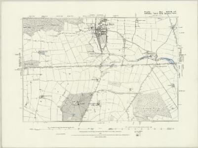 Radnorshire XI.SE - OS Six-Inch Map