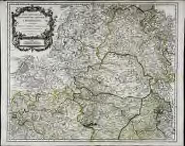 Partie septentrionale du gouvernem. general de Champagne
