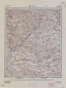 Iraq-Iran 1:100,000, K601, Kelek