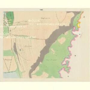 Blauda (Bludoff) - m0118-1-007 - Kaiserpflichtexemplar der Landkarten des stabilen Katasters