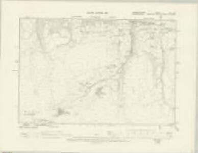 Merionethshire XVI.NE - OS Six-Inch Map
