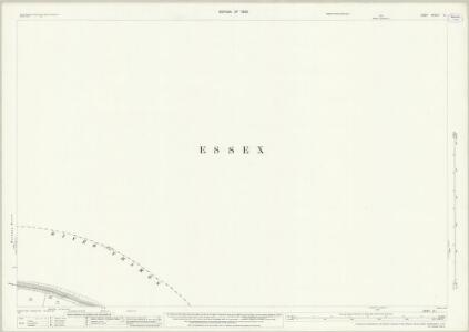 Kent III.1 (includes: Erith; Hornchurch; Rainham) - 25 Inch Map