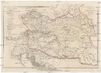 Neueste Postkarte der Oesterreichischen Monarchie