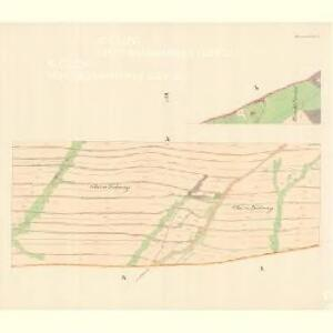 Kunewald - m1433-2-010 - Kaiserpflichtexemplar der Landkarten des stabilen Katasters