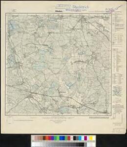 Meßtischblatt 2692 : Mücka, 1929