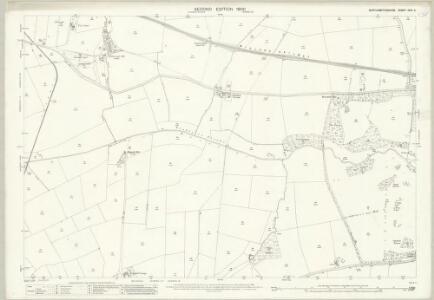 Northamptonshire XXIV.4 (includes: Desborough; Rothwell; Rushton) - 25 Inch Map